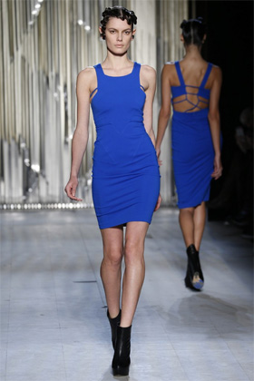 Michael Ovitz's daughter Kimberly Ovitz Fall 2013 collection