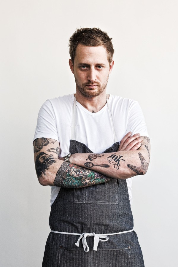 Michael Voltaggio partner with Michael Ovitz in ink.